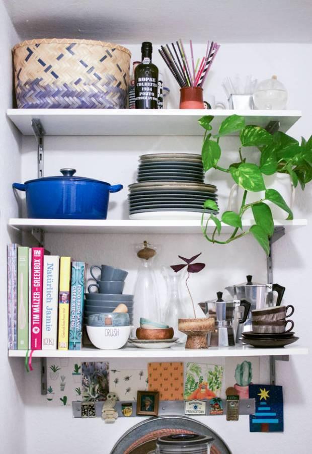 igor happy interior blog plants in kitchen shelves