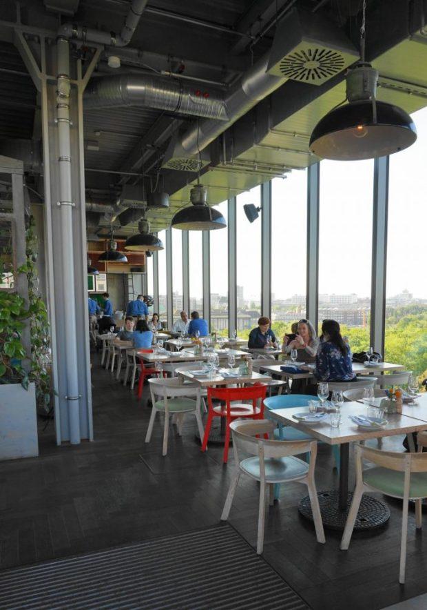 panoramic view berlin hotel bikini berlin monkey bar neni restaurant travel blogger review and recommendations