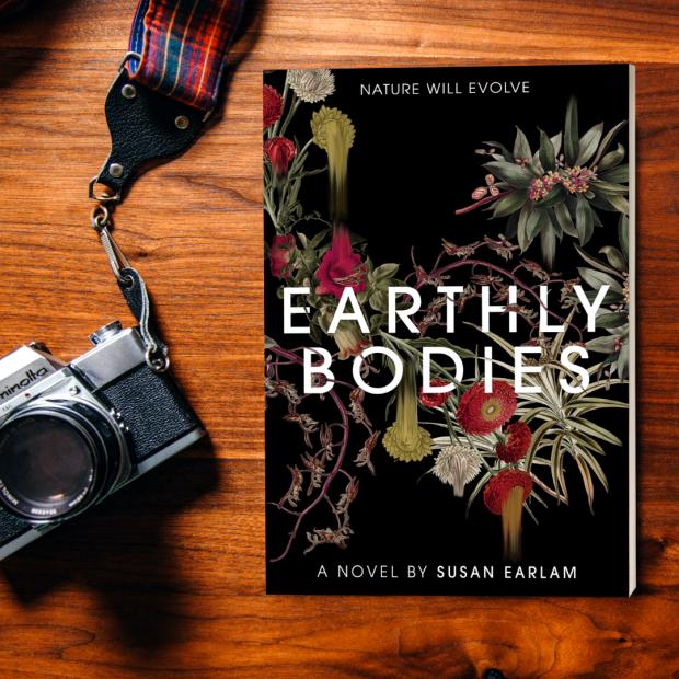 earthly bodies susan earlam dystopian eco horror clifi